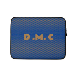 D . M . C   Laptop Sleeve - 15 in resistant to water, oil, and heat   כיסוי למחשב נייד קל נגד מים