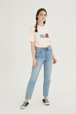 COOOOL T-Shirt - Light Pink