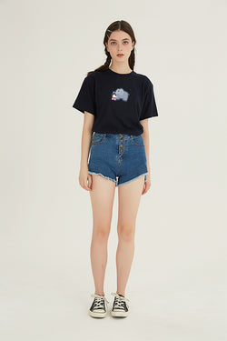 Elephant T-Shirt - DARK BLUE