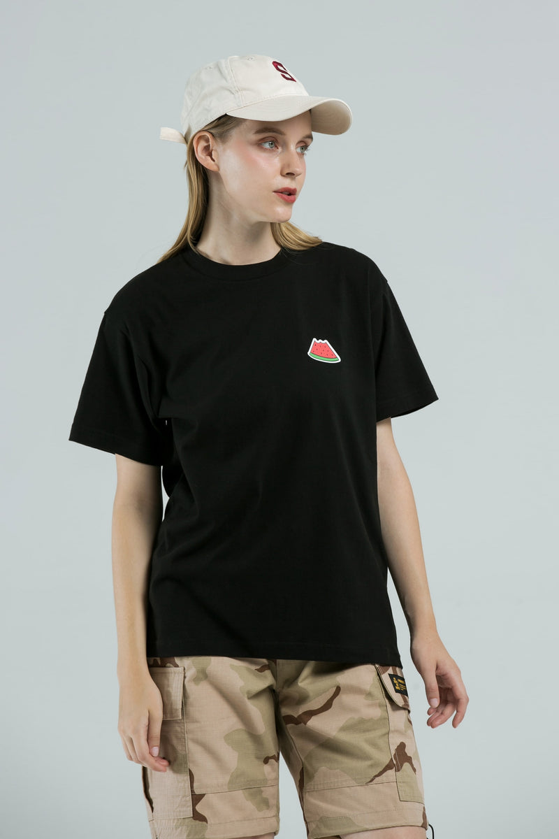 Watermelon T-Shirt - BLACK
