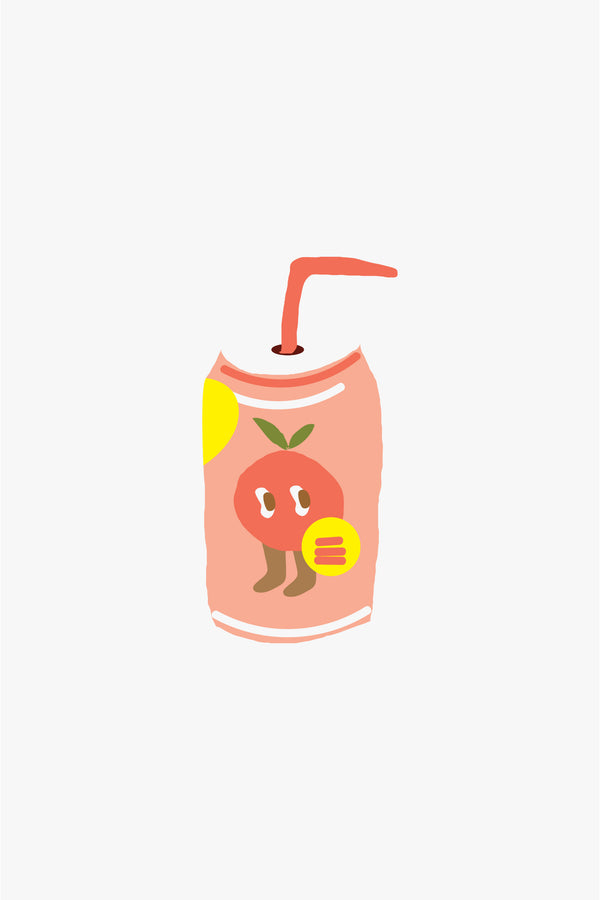 Juice Tote Bag
