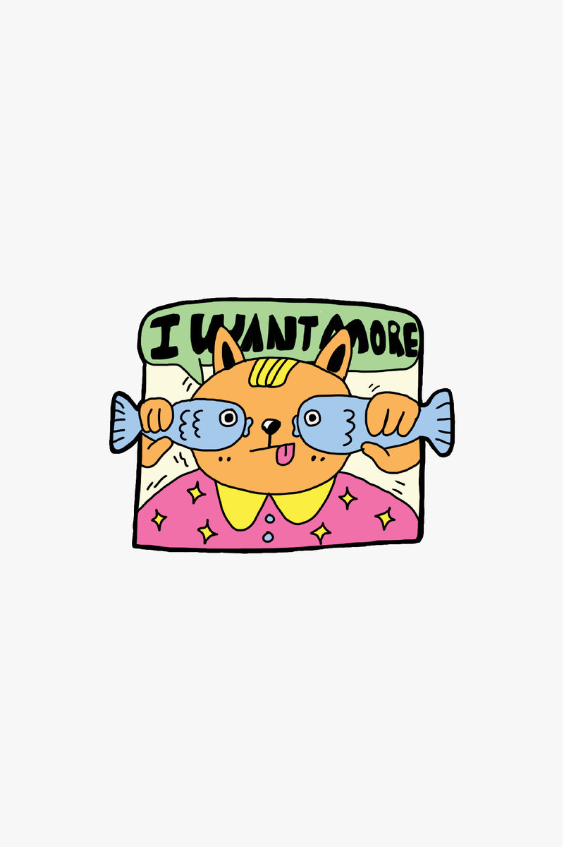 More Fish Tote Bag