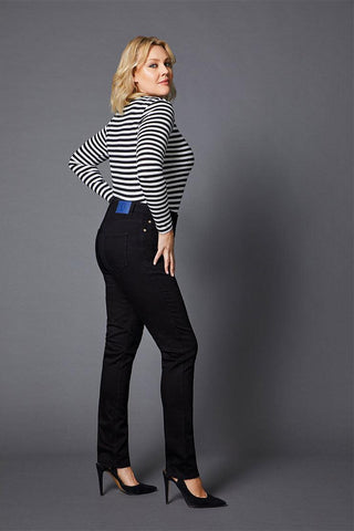 Jacqui Black Stretch Skinny Jean