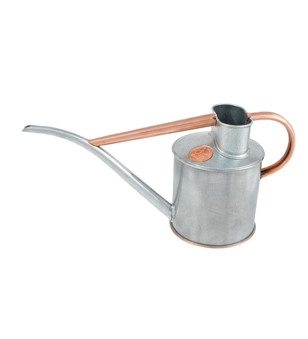 Steel & Copper Watering Can
