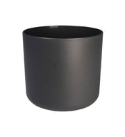 30cm Black Matt Plant Pot