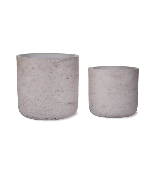 Medium Stone Concrete Plant Pot