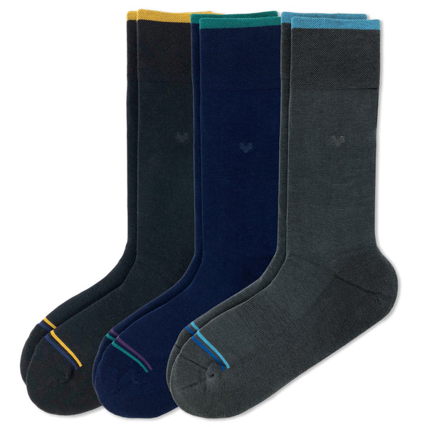 High Performance Dress Socks 3-Pack-Dress Socks-Module Socks