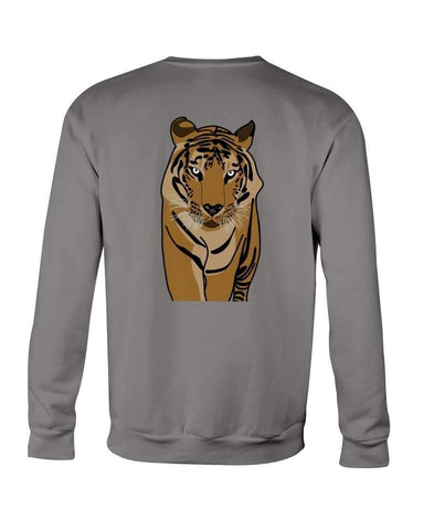 Tiger Crew Neck - Slacktyde