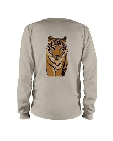 Tiger Long Sleeve Tee - Slacktyde