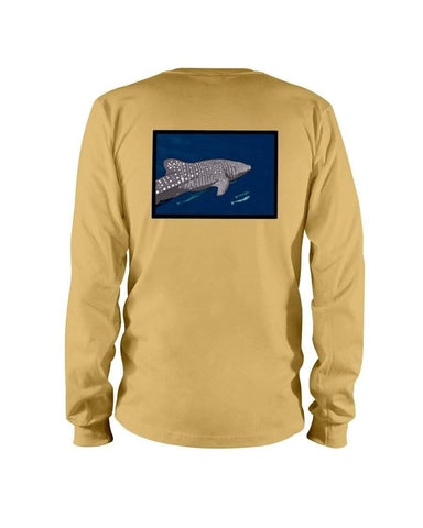 Whale Shark Long Sleeve Tee - Slacktyde