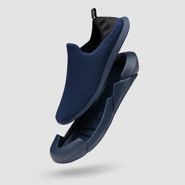 Midnight Blue - MUVEZ Slippers , Comfortable House Slippers