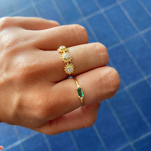 NEW anillo Margarita III