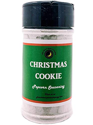 Popcorn Seasoning 2 Pack | Christmas Cookie | Warm Apple Pie