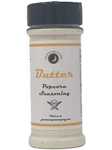 Butter Flavored Popcorn Seasoning