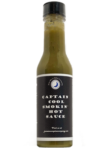 Captain Cool Smokin' Hot Sauce