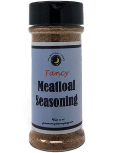 Fancy Meatloaf Seasoning