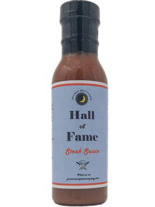 Hall of Fame Steak Sauce