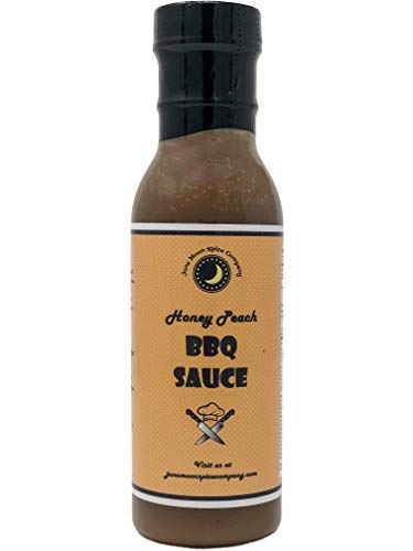 Honey Peach BBQ Sauce