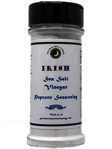 Irish Sea Salt & Vinegar Popcorn Seasoning