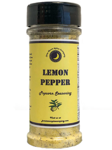 Lemon Pepper Popcorn Seasoning