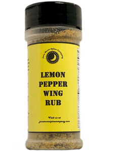 Lemon Pepper Wing Rub