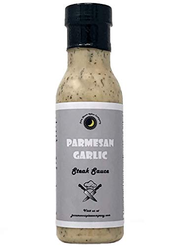 Parmesan Garlic Steak Sauce