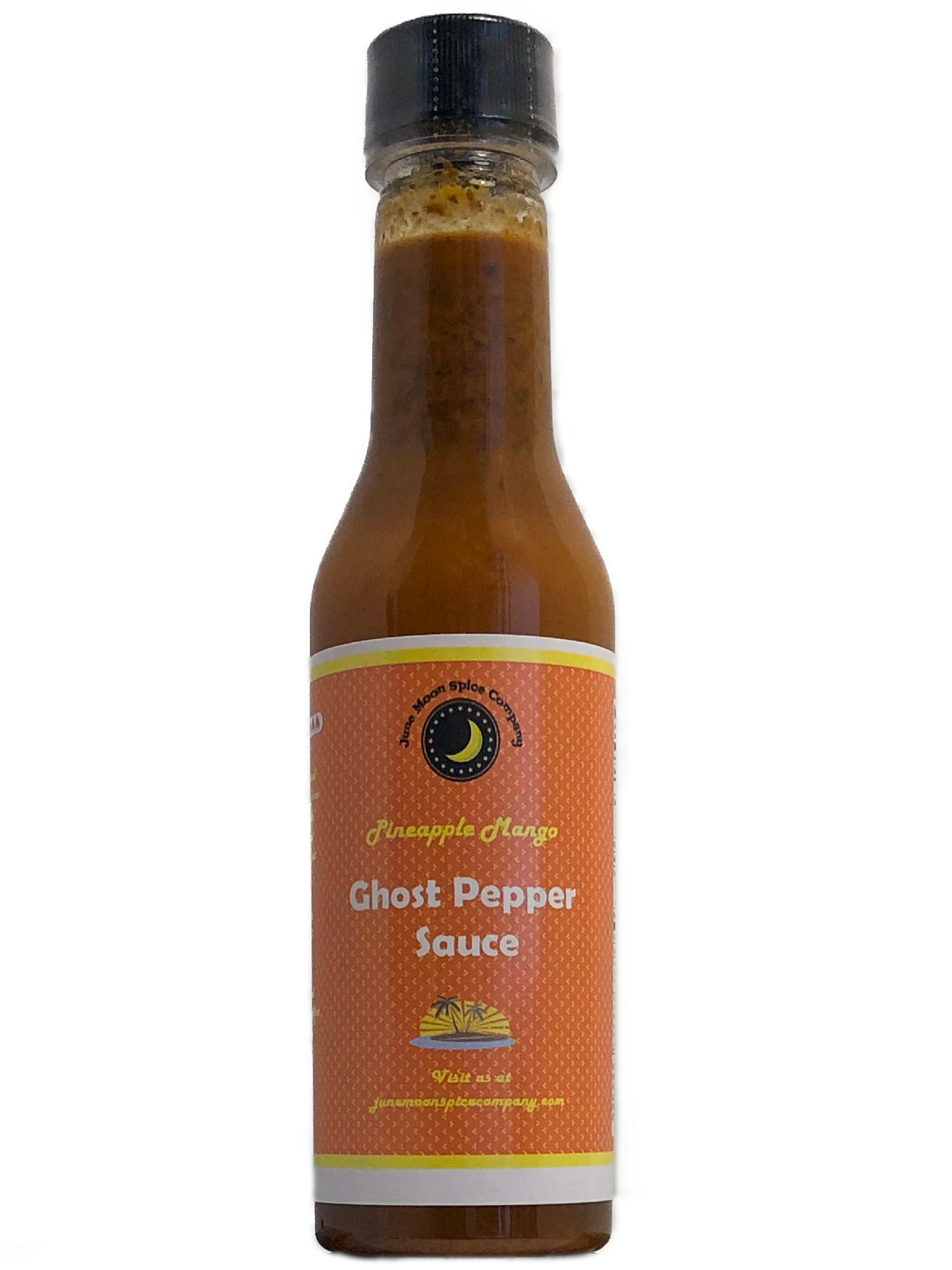 Pineapple Mango Ghost Pepper Sauce