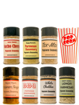 Popcorn Seasoning Variety Pack