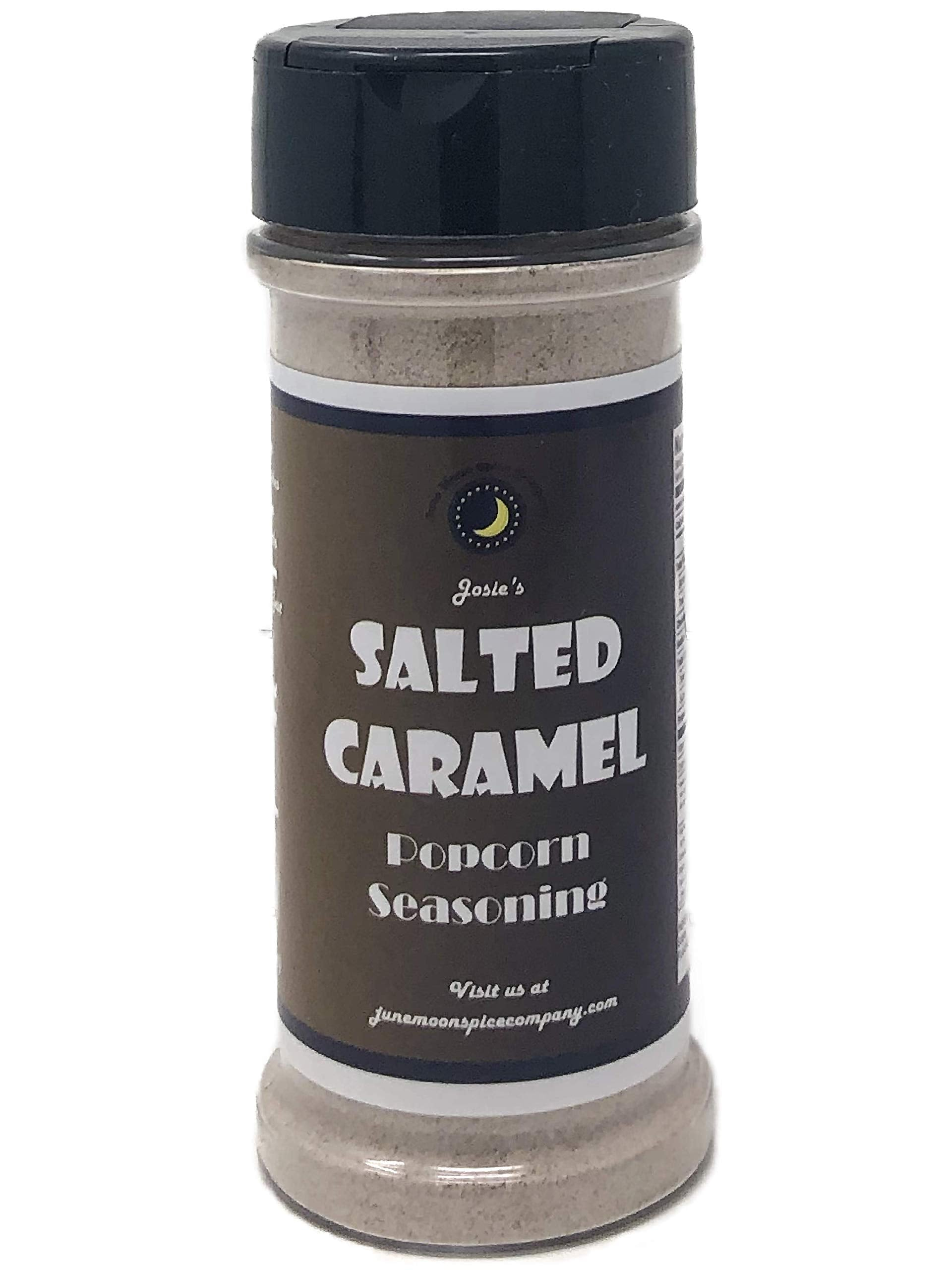 Salted Caramel Popcorn Seasoning