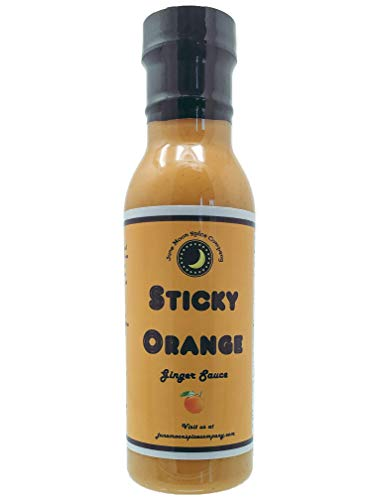 Sticky Orange Ginger Sauce