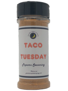 Taco Tuesday Popcorn Seasoning