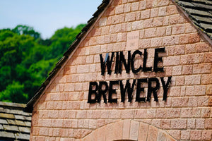 Wincle brewery building