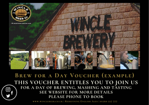 Brew for a day voucher