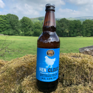 Seasonal Ale - Hen Cloud IPA (Alc 3.9%) 500ml 12 bottle case