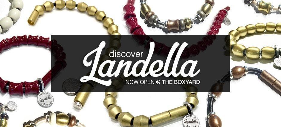 Landella is now open at The Boxyard in Downtown T