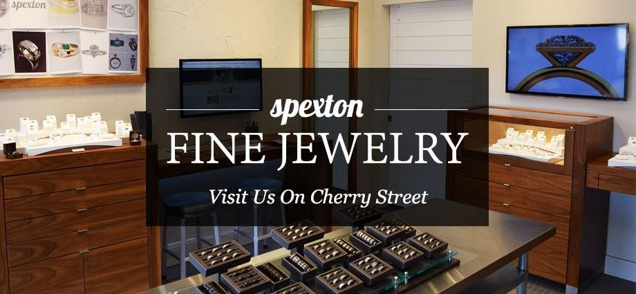 Spexton Fine Jewelry on Cherry Street is Tulsa's Best Source For Custom Bridal, Diamonds, Engagement Rings, and Wedding Bands