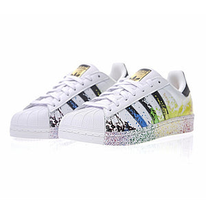 Tênis Adidas 917 Series Clover Superstar Gold