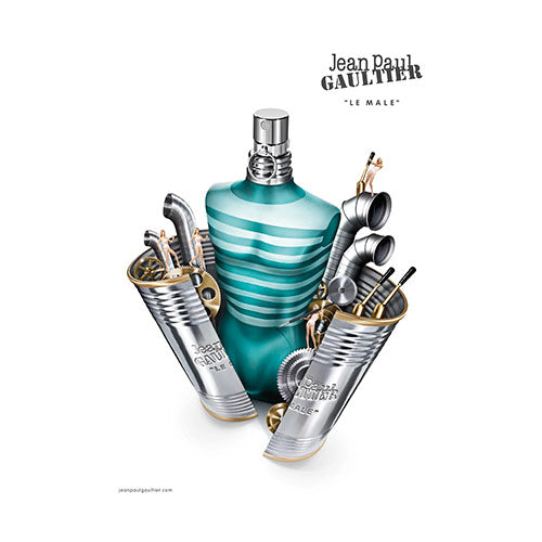 Perfume Jean Paul Gaultier Le Male Edt - Masculino 125 ML