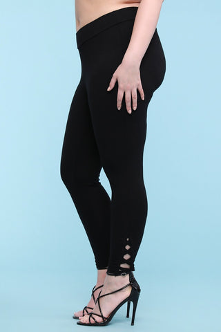 Curvy Criss Legging