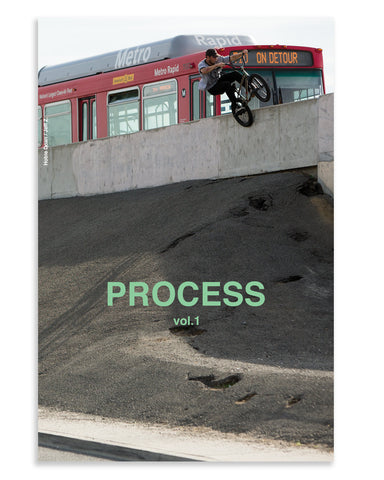 PROCESS MAGAZINE VOL. 1