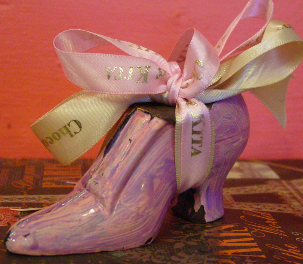 Pat's - Cosmic Pink Chocolate Shoe