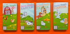 Farm Fresh Easter Chocolate Bars