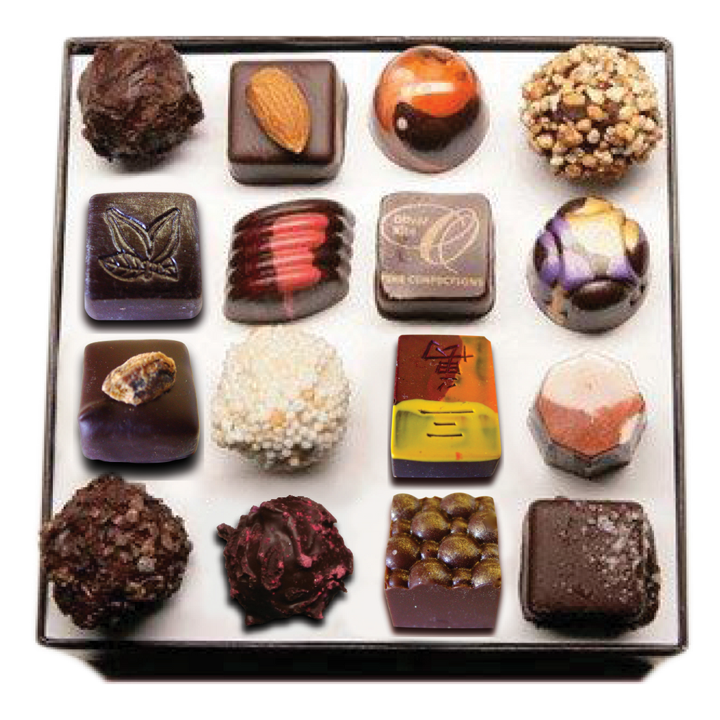 "Corporate Chocolates - give the best of Oliver Kita - ""The Studio Collection"""