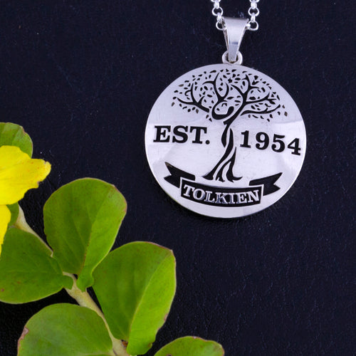 Family Tree Necklace - Twist - Precision