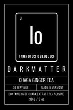 Load image into Gallery viewer, Chaga Ginger Tea