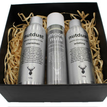 Load image into Gallery viewer, nutcare mens gift box selections