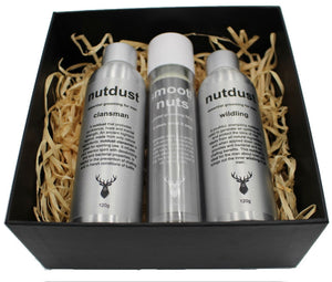 nutcare mens gift box selections