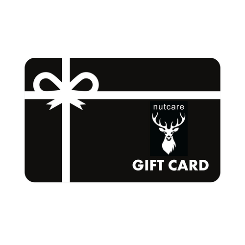 Shopping for someone special but not sure what to give them?  Give them the gift of choice with a nutcare gift card.  Gift cards are delivered by email and contain instructions to redeem them at checkout.  Our gift cards have no additional processing fees.