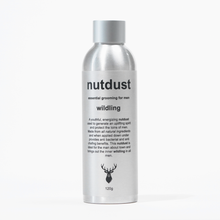 Load image into Gallery viewer, nutdust wildling - mens body powder
