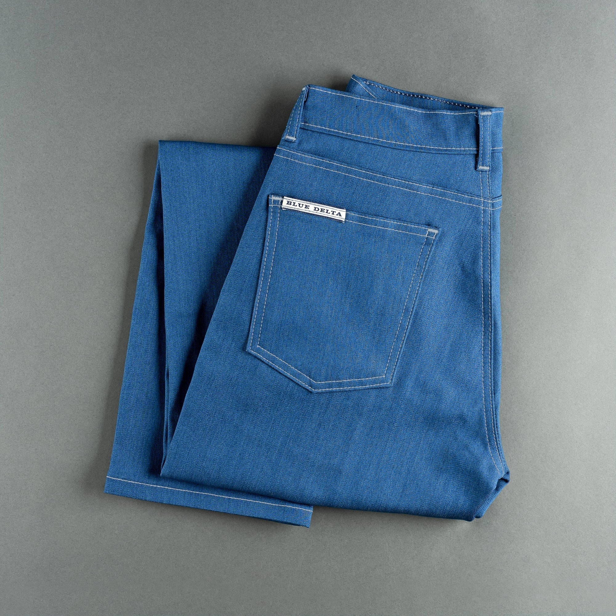 Postman Blue Denim Jeans